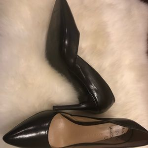 Banana Republic Black Stiletto Heels size 6